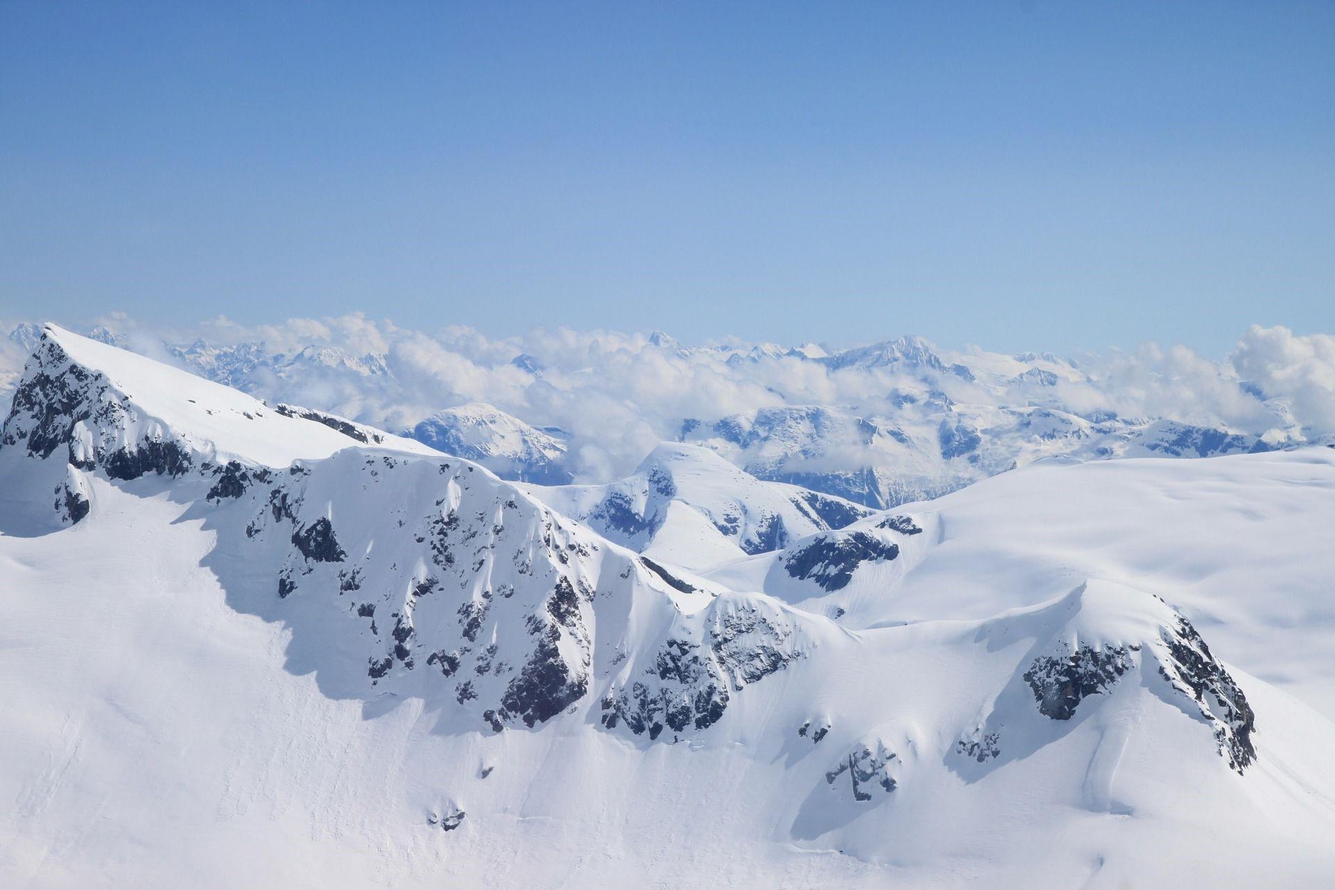 Mount Juneau in Alaska