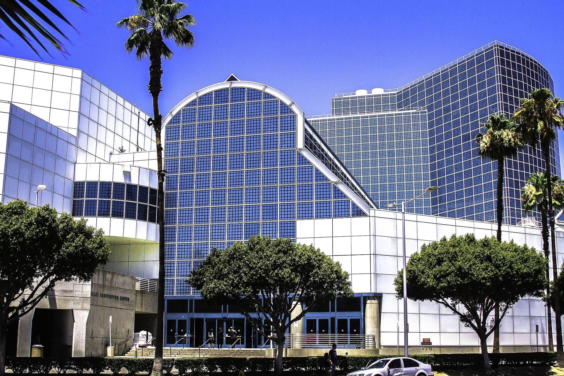 los angeles california convention center city
