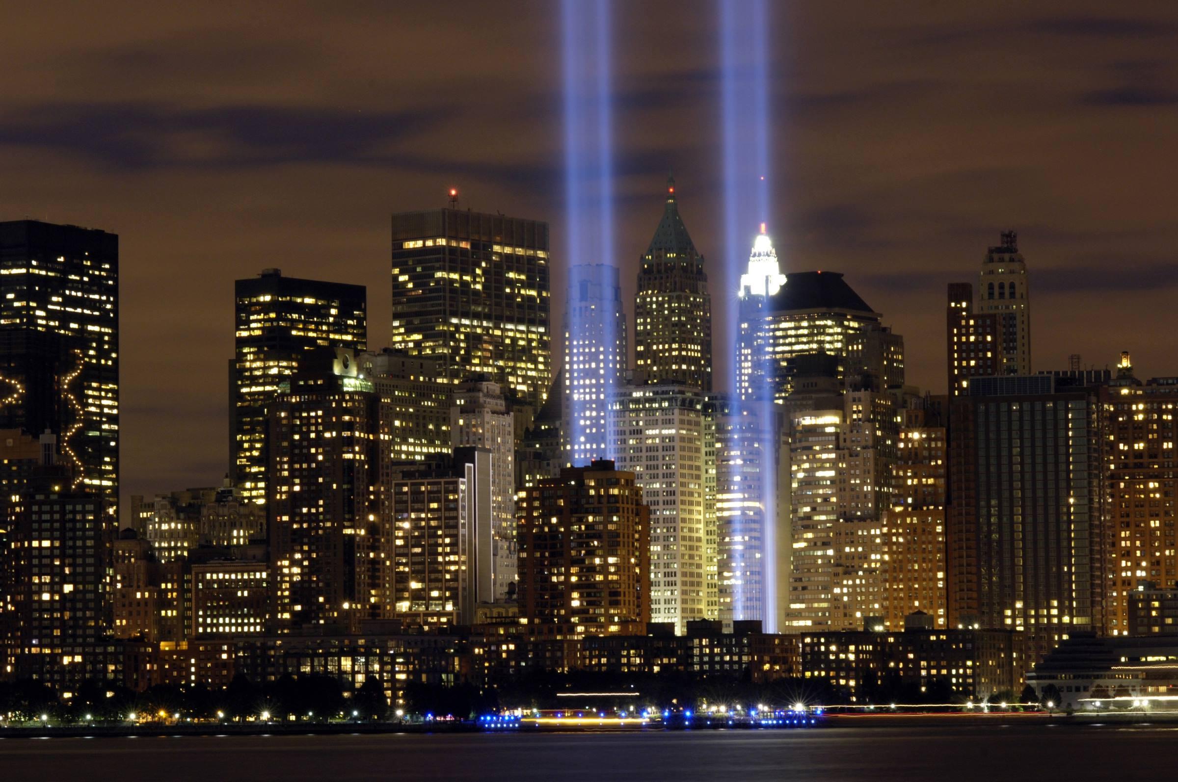 new york city lights tribute