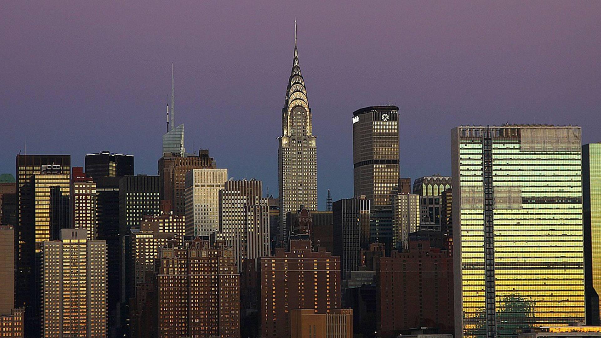 new york manhattan chrysler building