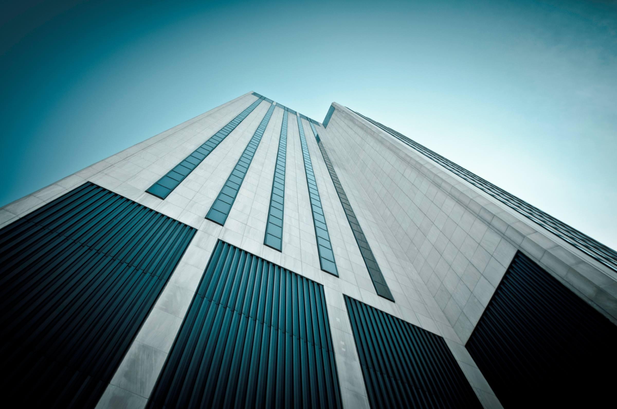 new york skyscraper sky city