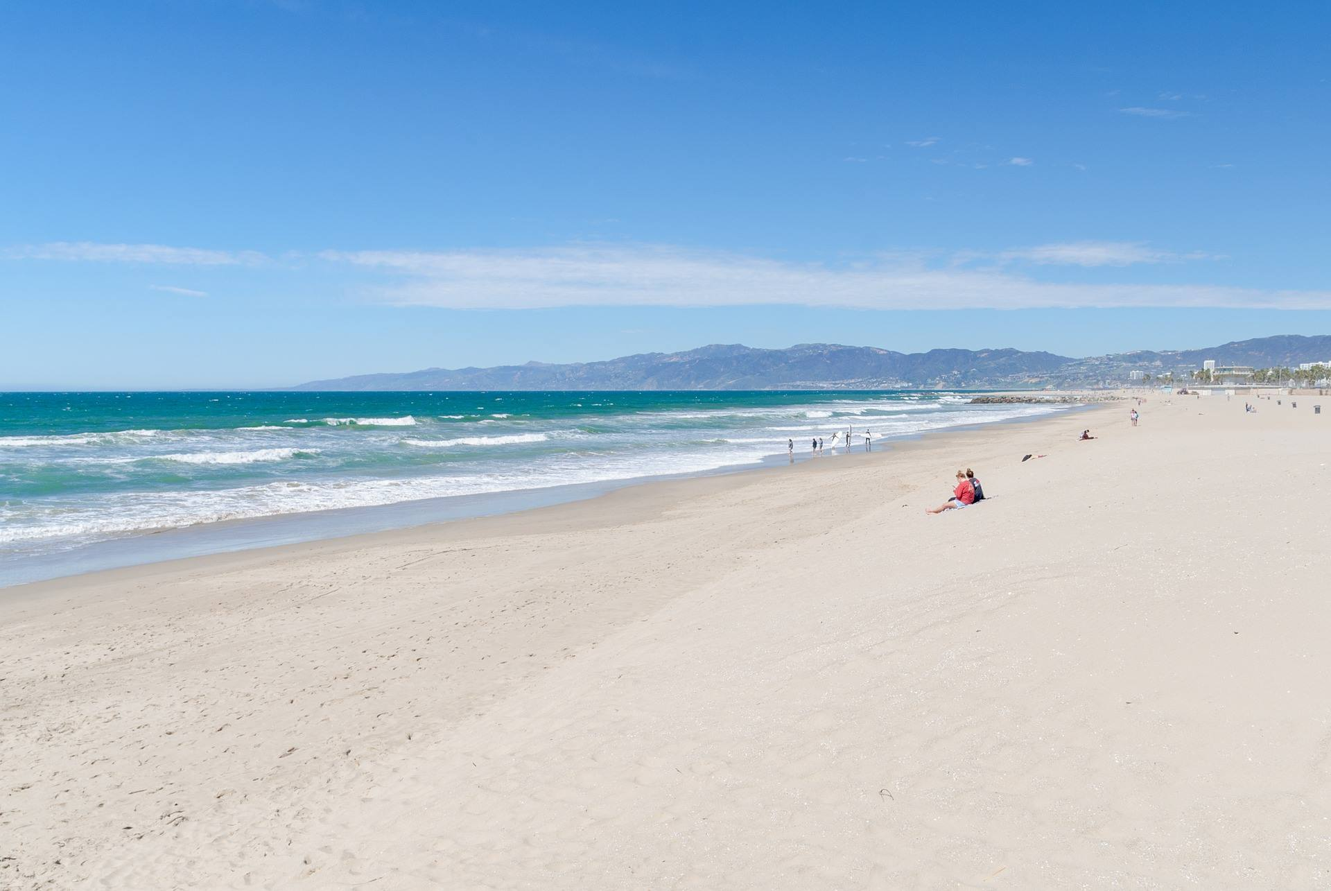 san francisco california beach sea sand