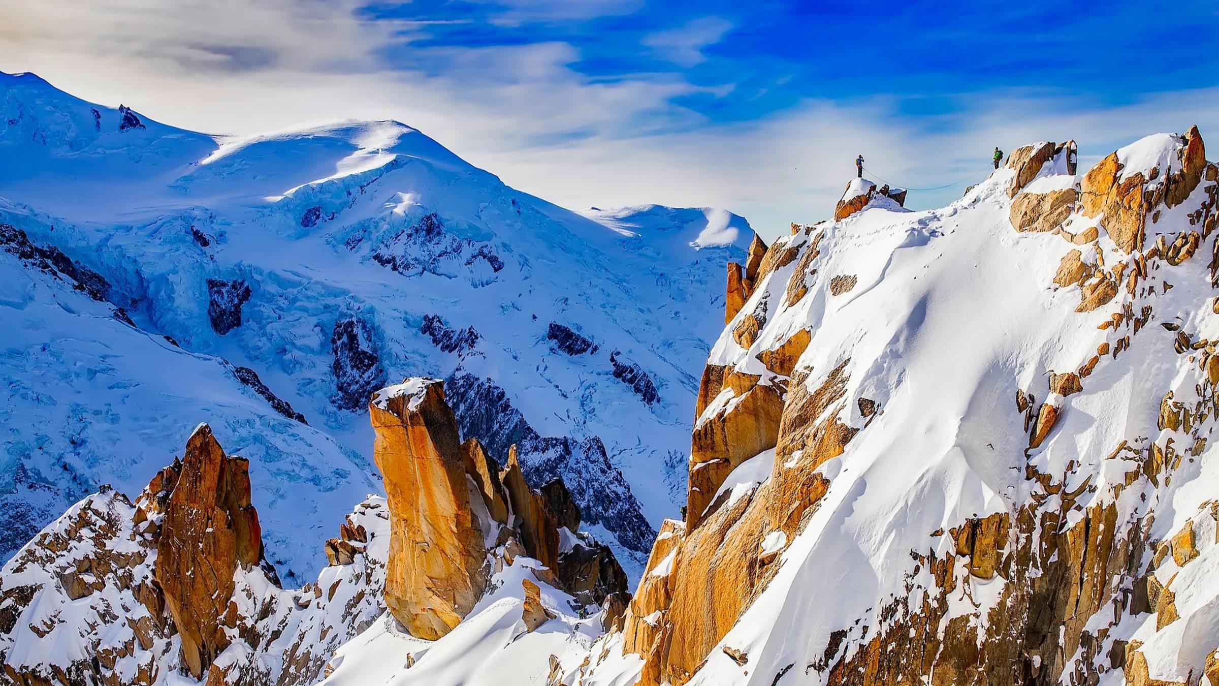 winter cosmiques ridge mountain snow