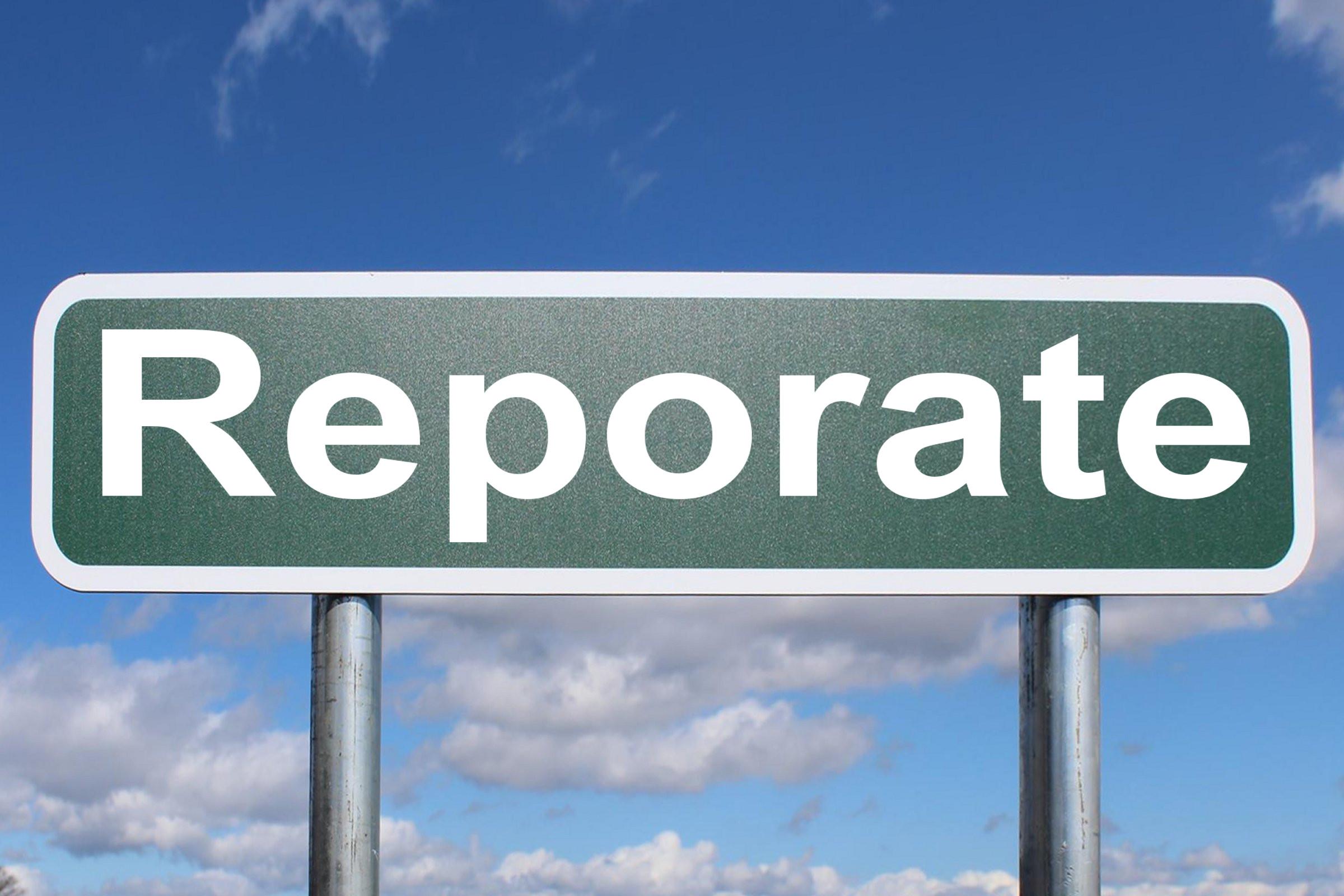 Reporate
