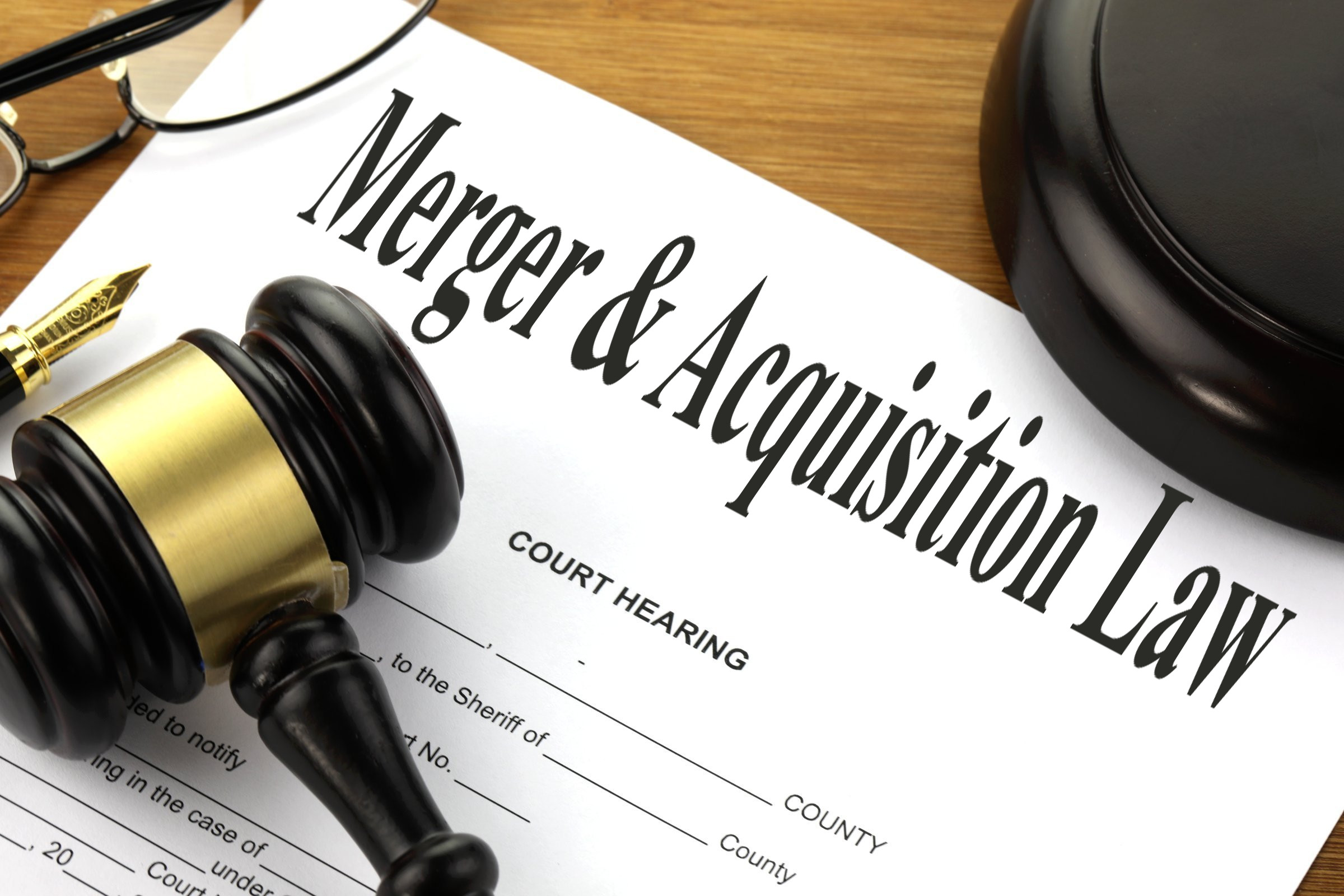 merger and acquisition law