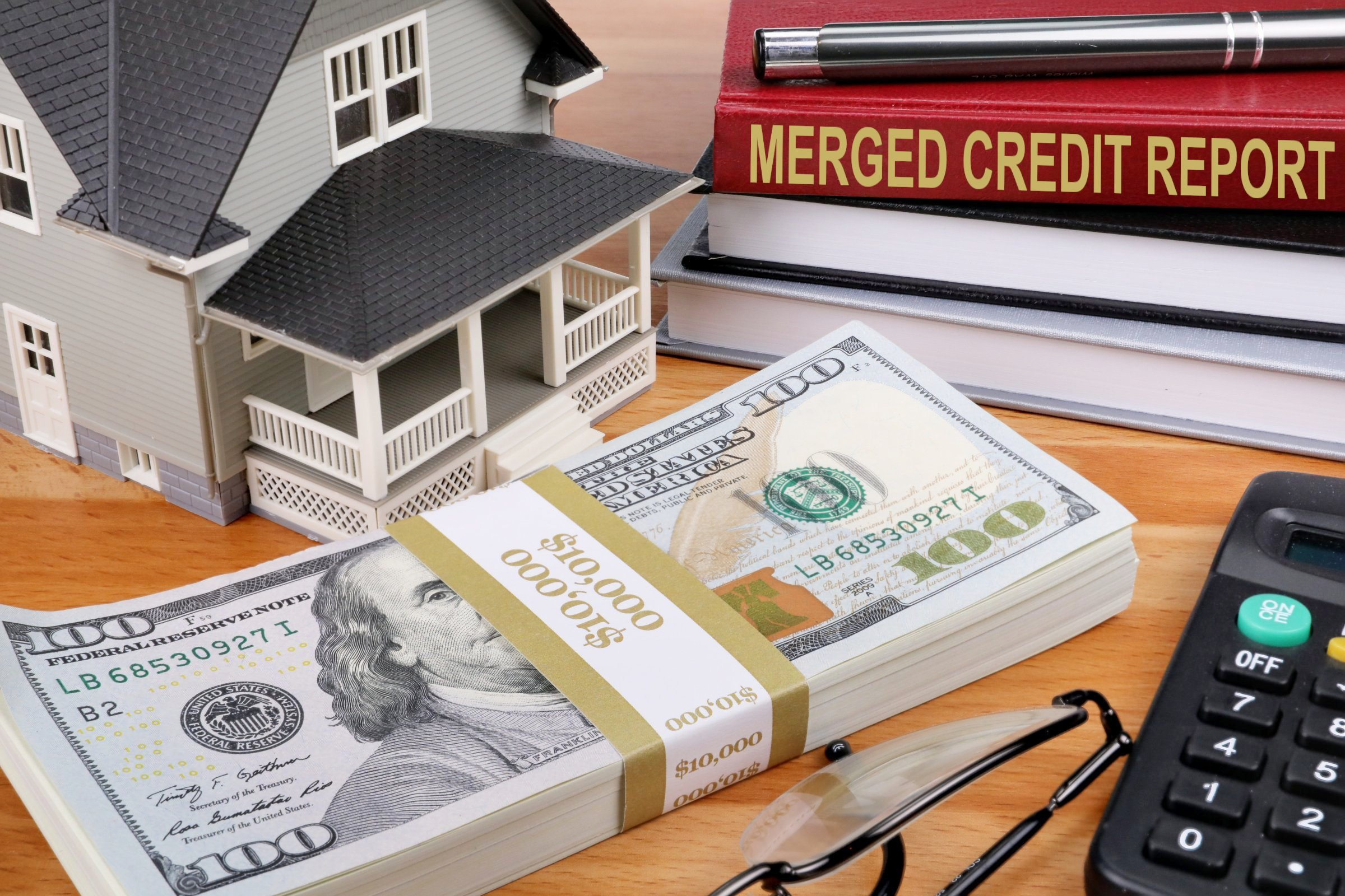 Merged Credit Report