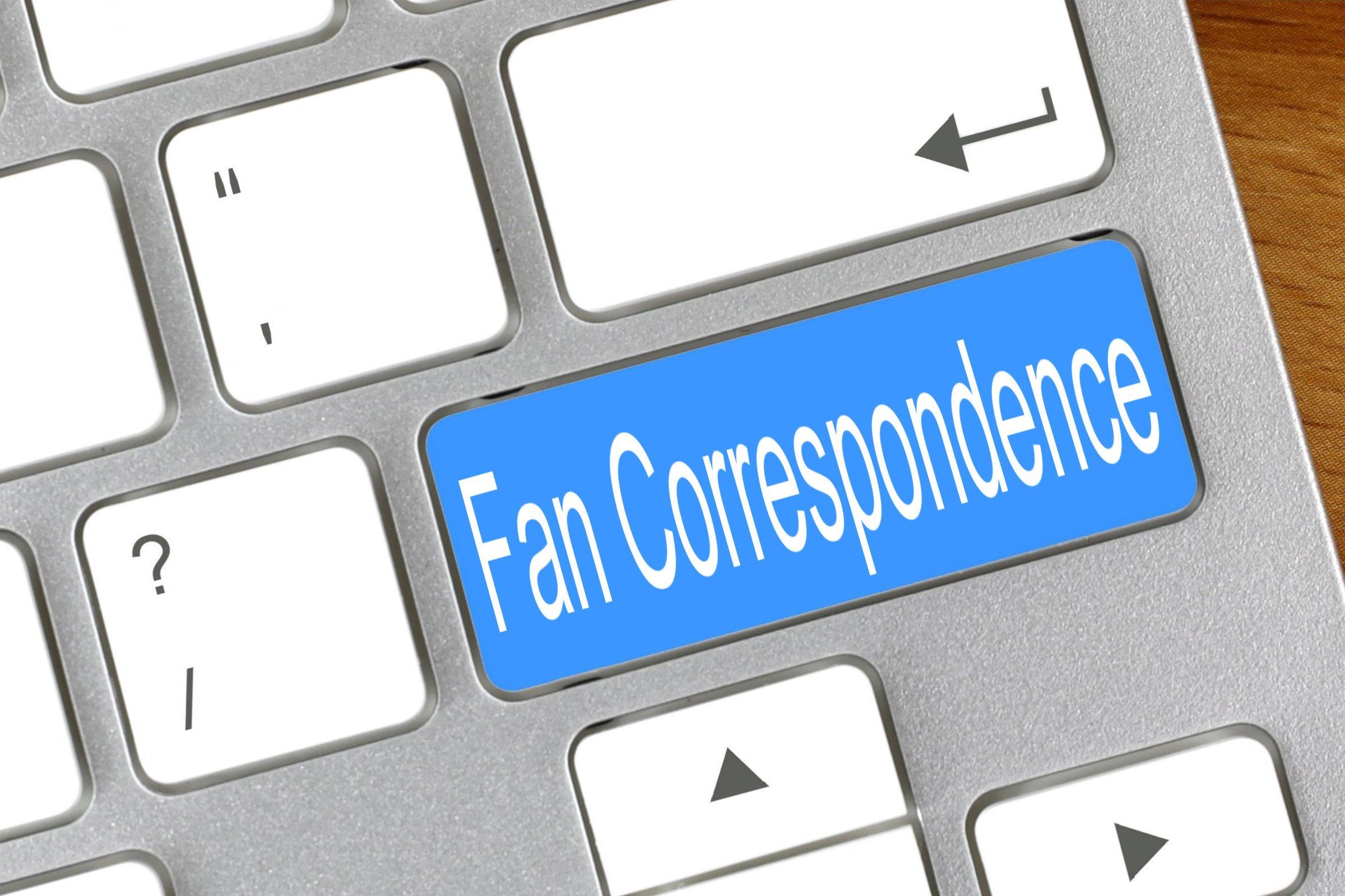 Fan Correspondence