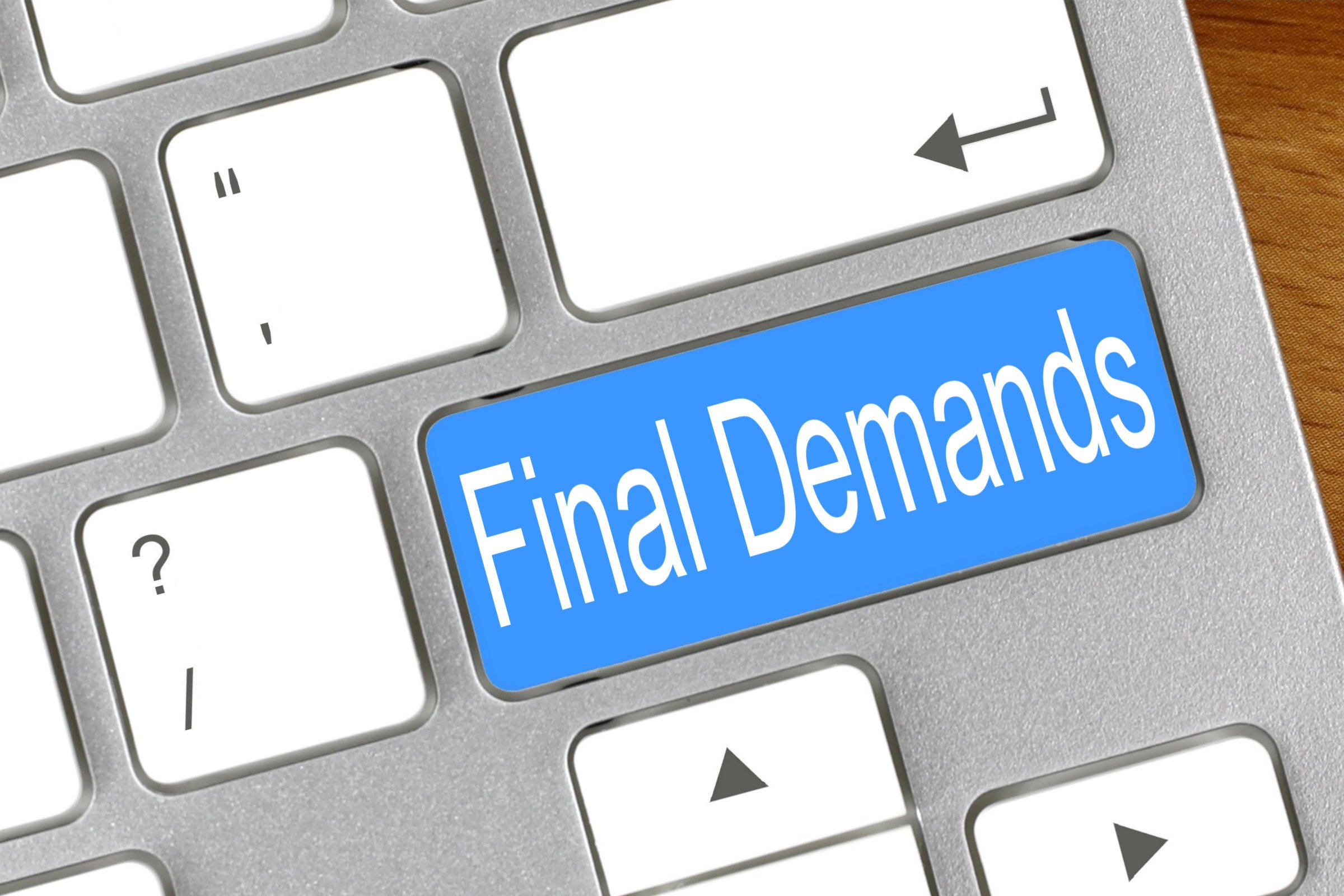 Final Demands