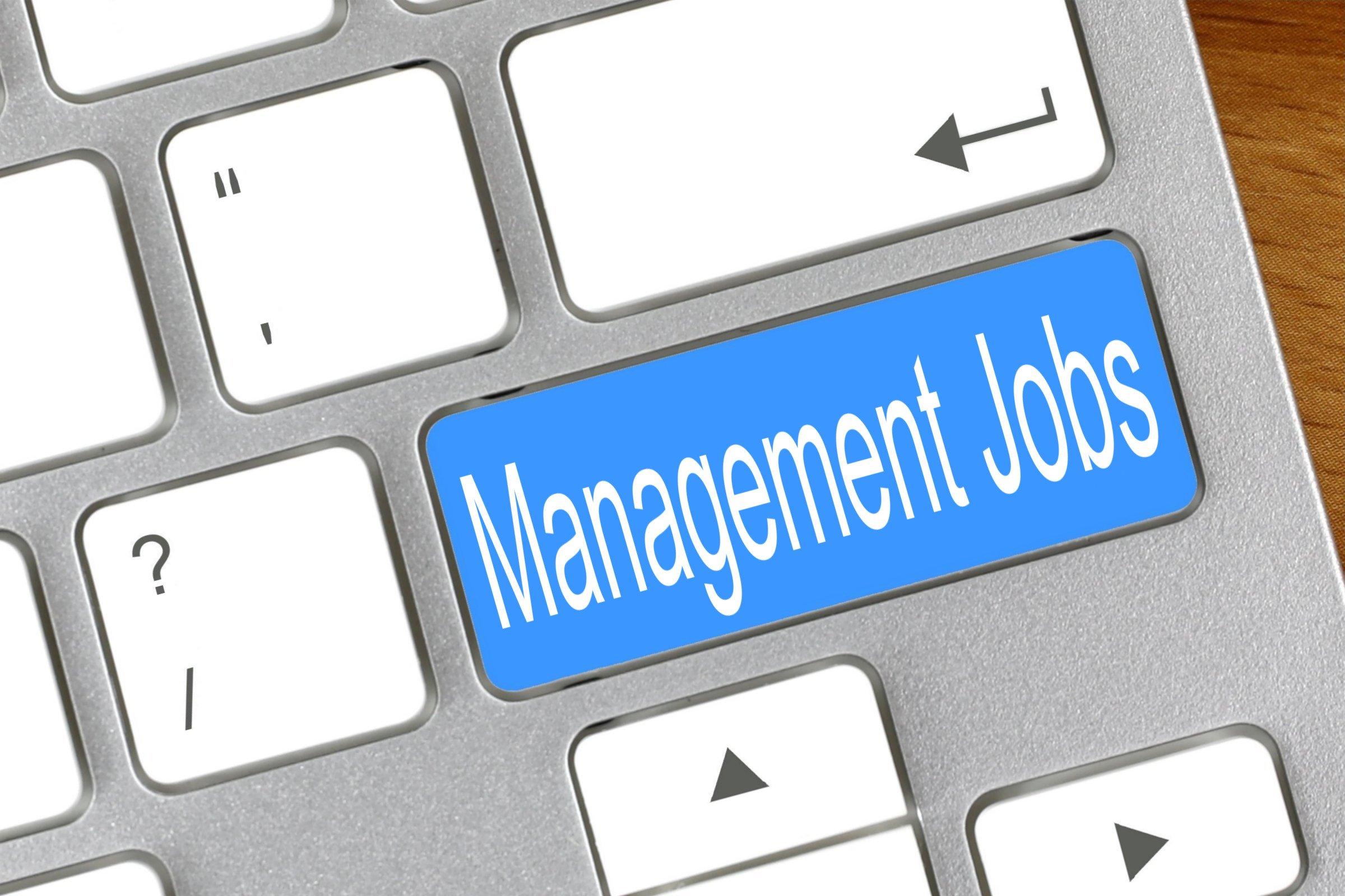 Management Jobs