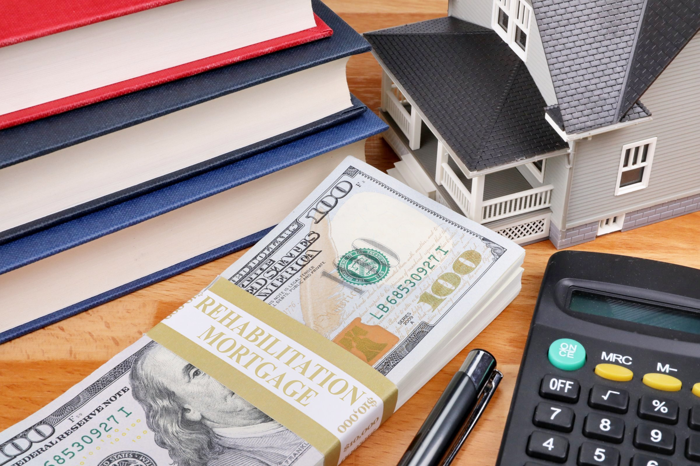 Rehabilitation Mortgage