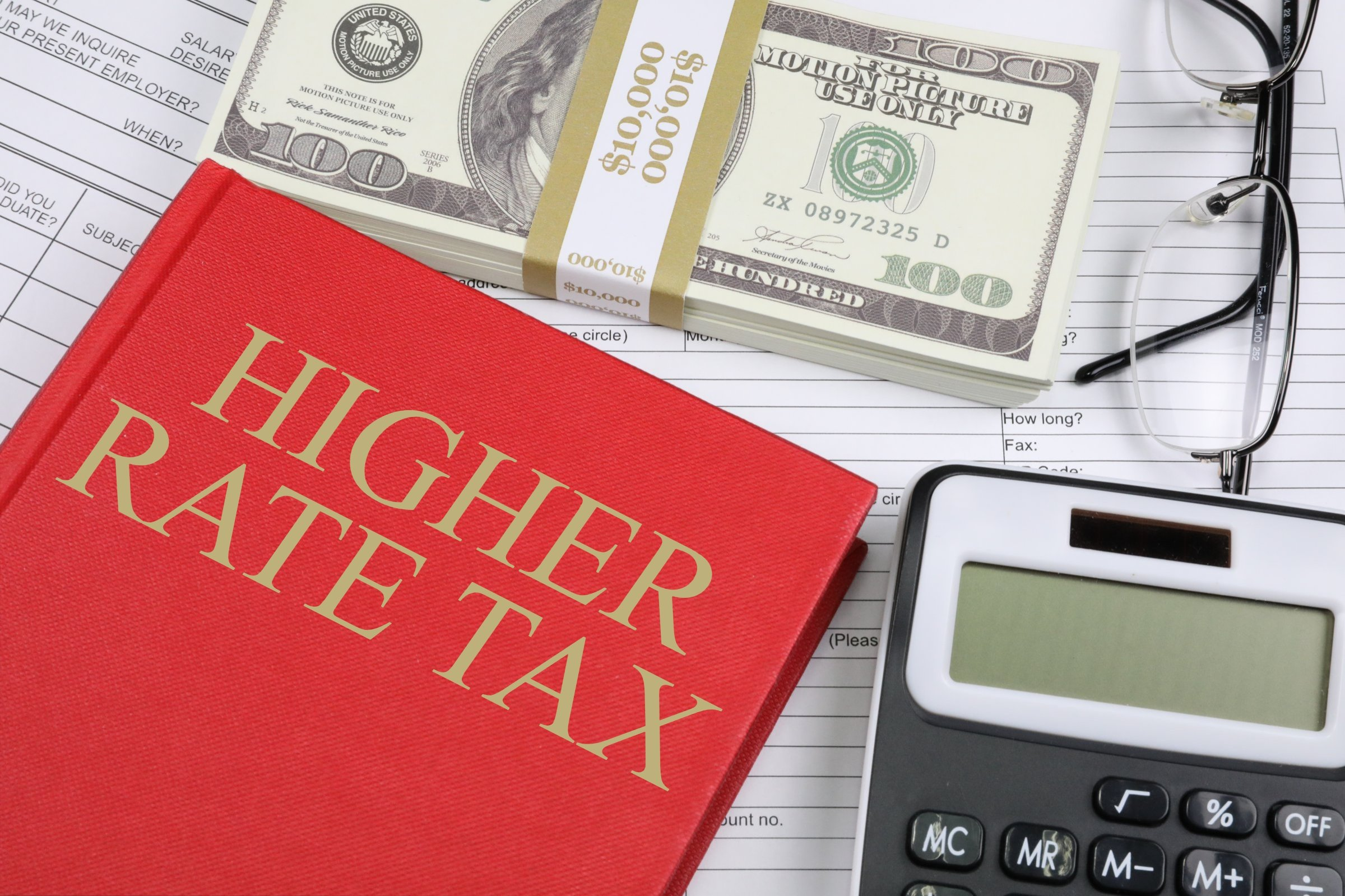 Higher Rate Tax