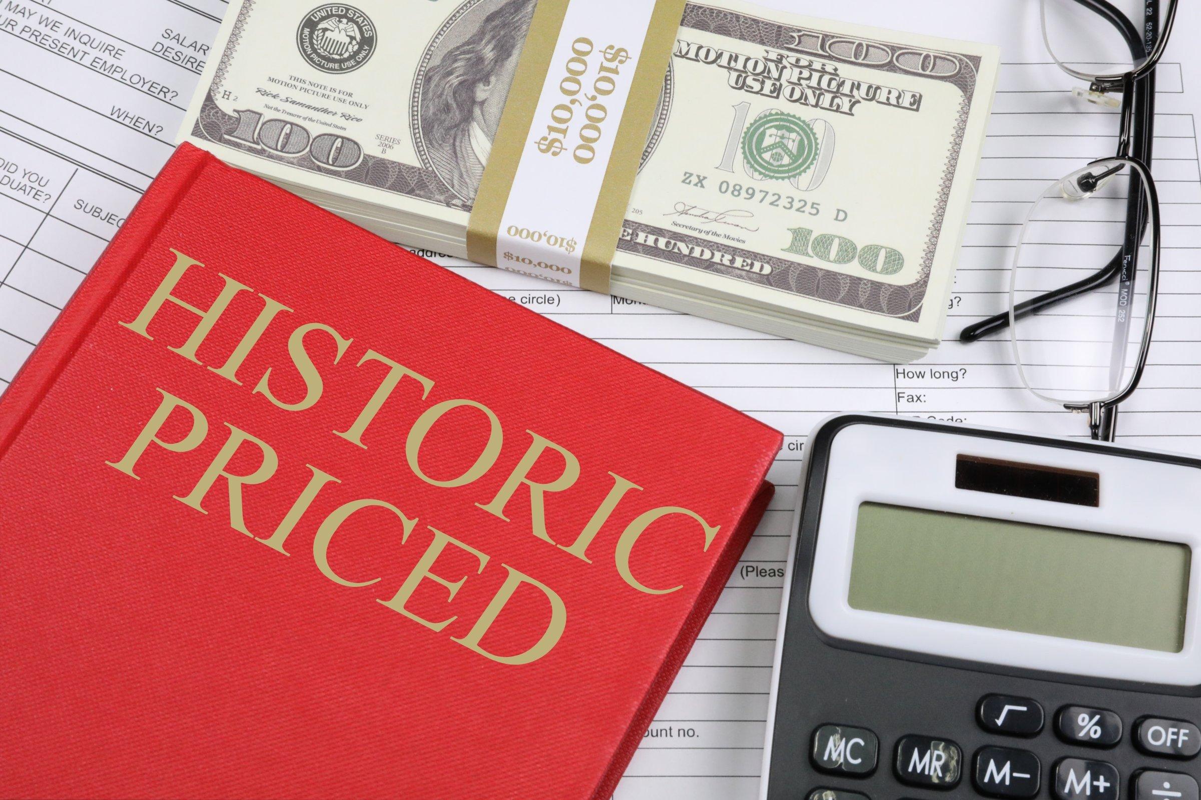 Historic Priced
