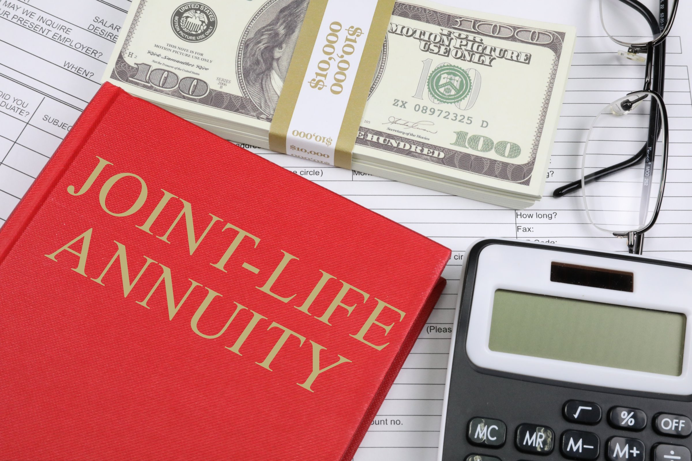 Joint Life Annuity