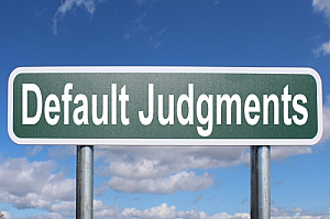 default judgments
