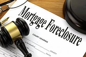 mortgage foreclosure