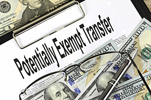 potentially exempt transfer
