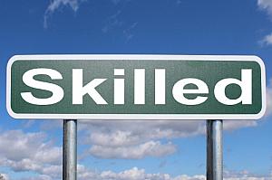 skilled