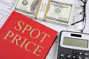 spot price