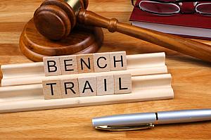 bench trail