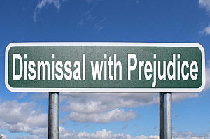 dismissal with prejudice