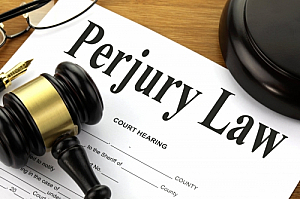 perjury law
