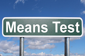 means test