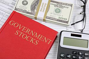 government stocks