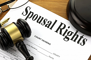 spousal rights