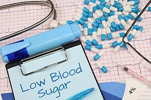 low blood sugar
