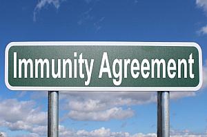 immunity agreement