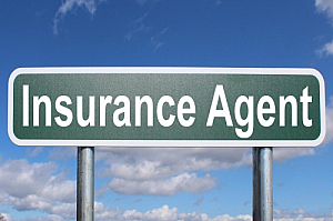 insurance agent