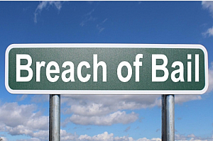 breach of bail