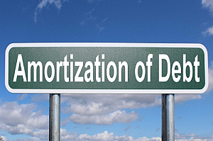 amortization of debt