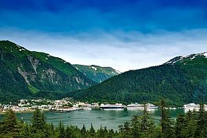 City of Juneau capital of Alaska