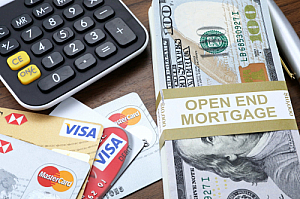 open end mortgage