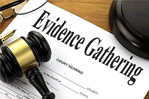 evidence gathering