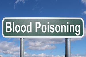 blood poisoning