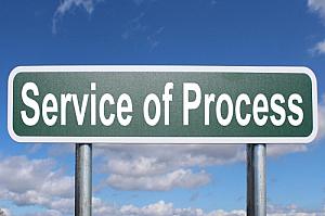 service of process