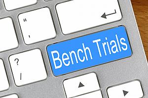 bench trials