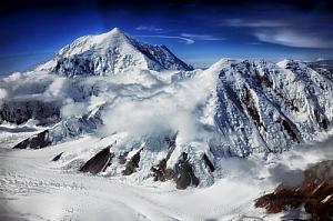 Mount Foraker in Alaska