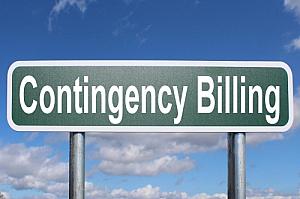 contingency billing
