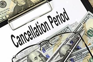 cancellation period