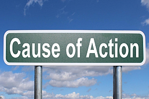 cause of action