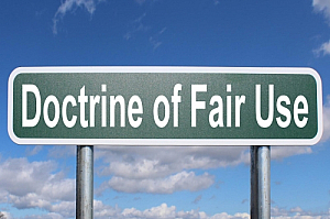 doctrine of fair use